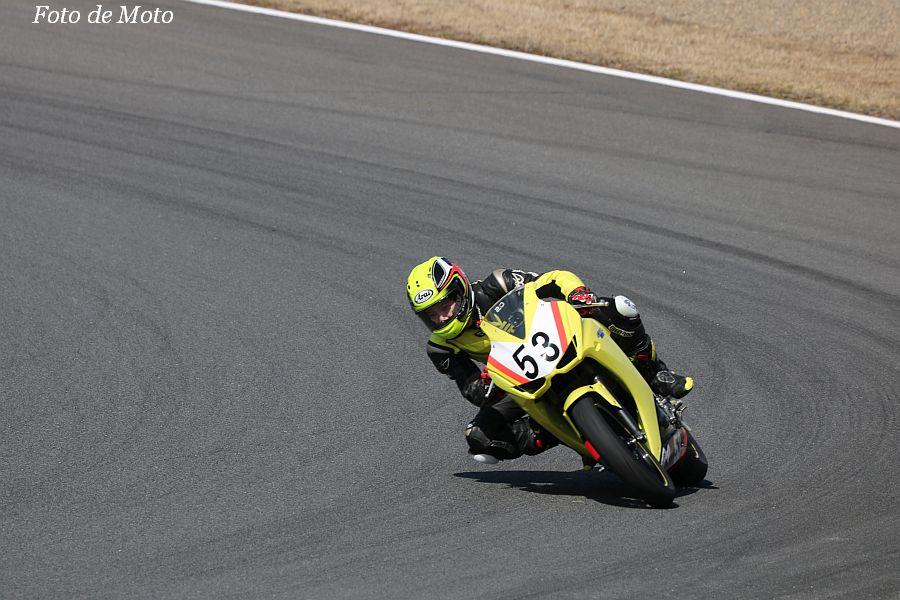 CBR250R #53 マキヤレーシング 細沼 幸司 Honda CBR250R