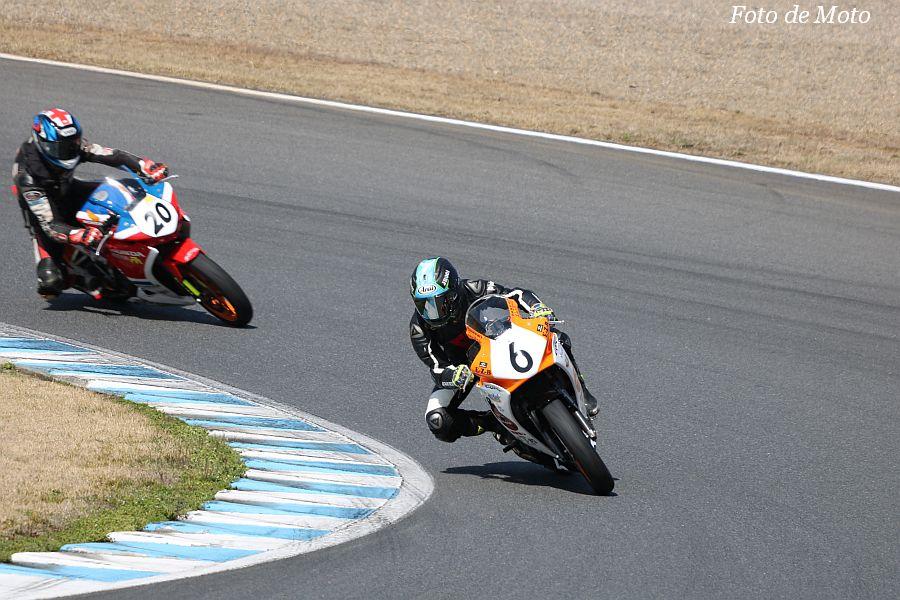 CBR250R #6 Team intense 金子 剛暉 Honda CBR250R