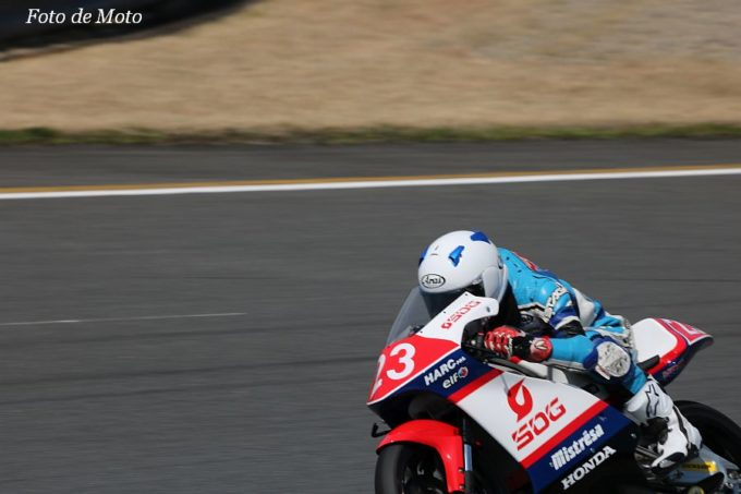 J-GP3 #23 SDG Mistresa Jr. Team  小合 真士 Honda NSF250R