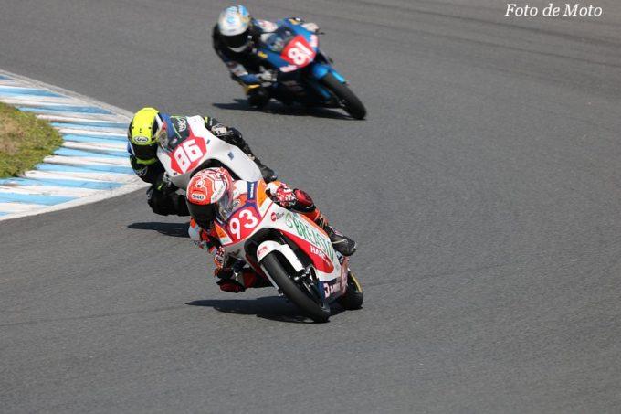 J-GP3 #93 BREASTO team hiro'ck&HARC B-TRIBE RACING   松島 璃空 Honda NSF250R