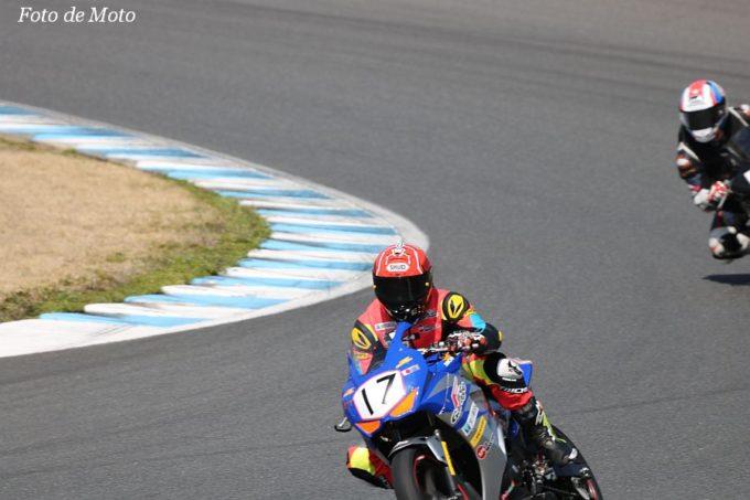 CBR250R Dream Cup #17 ファイヤーガレージ&SPEEDMASTER  宮川 明和 Honda CBR250R