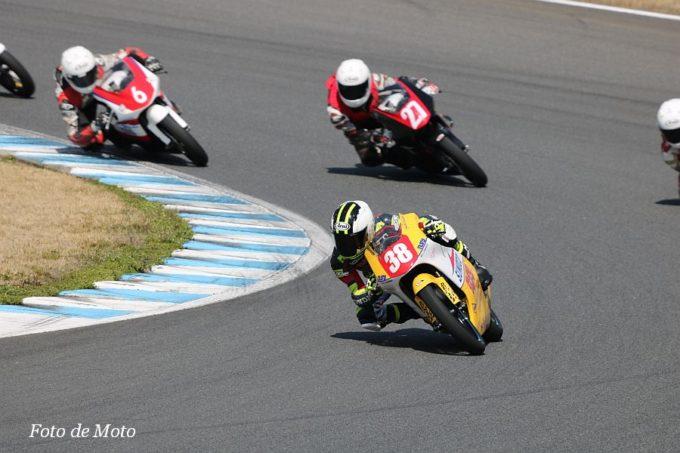 J-GP3 #38 ライダーズサロン横浜  宮﨑 隼 Honda NSF250R