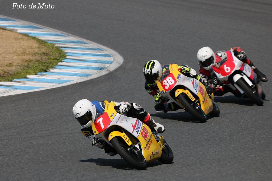 J-GP3 #7 ライダーズサロン横浜 高橋 直輝 Honda NSF250R