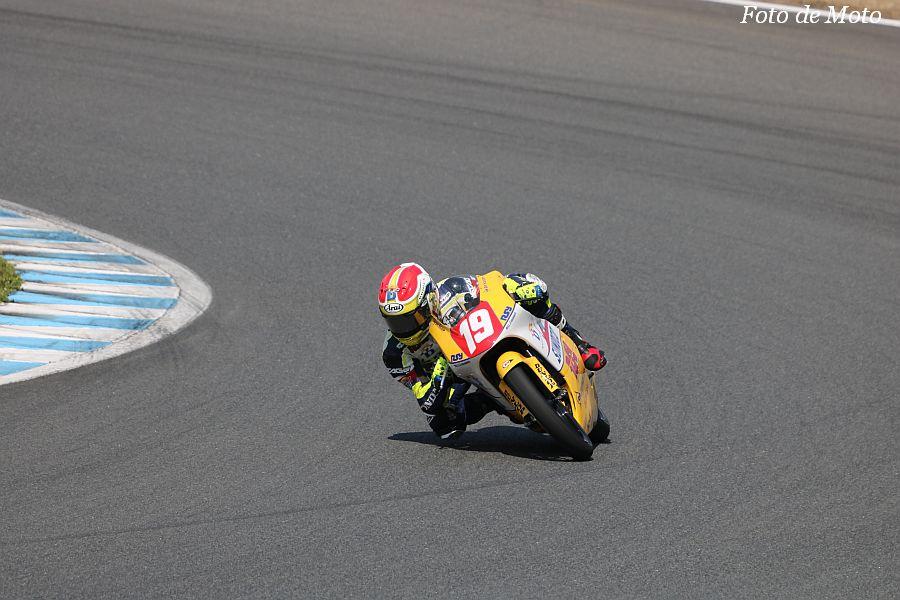 J-GP3 #19 ライダーズサロン横浜 内海 孝太郎 Honda NSF250R