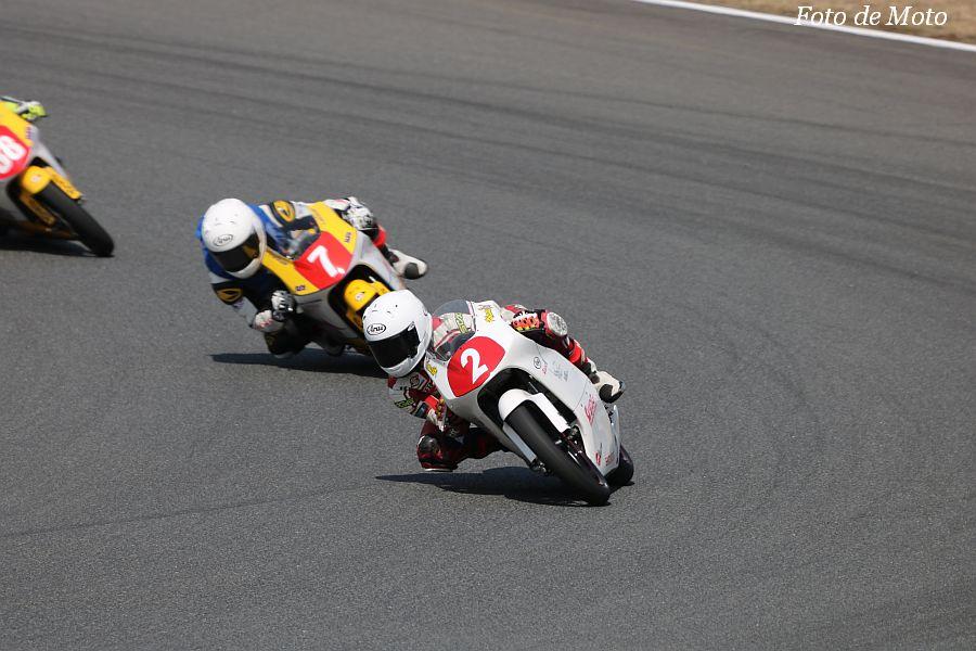 J-GP3 #2 team hiro'ck&HARC 若松 怜 Honda NSF250R