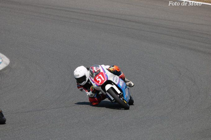 J-GP3 #51 SRSコチラレーシング  渡邉 虎太郎 Honda NSF250R