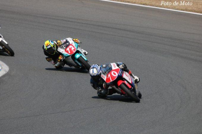 J-GP3インター #70 SDG Mistresa Jr.Team  山田 尚輝 Honda NSF250R