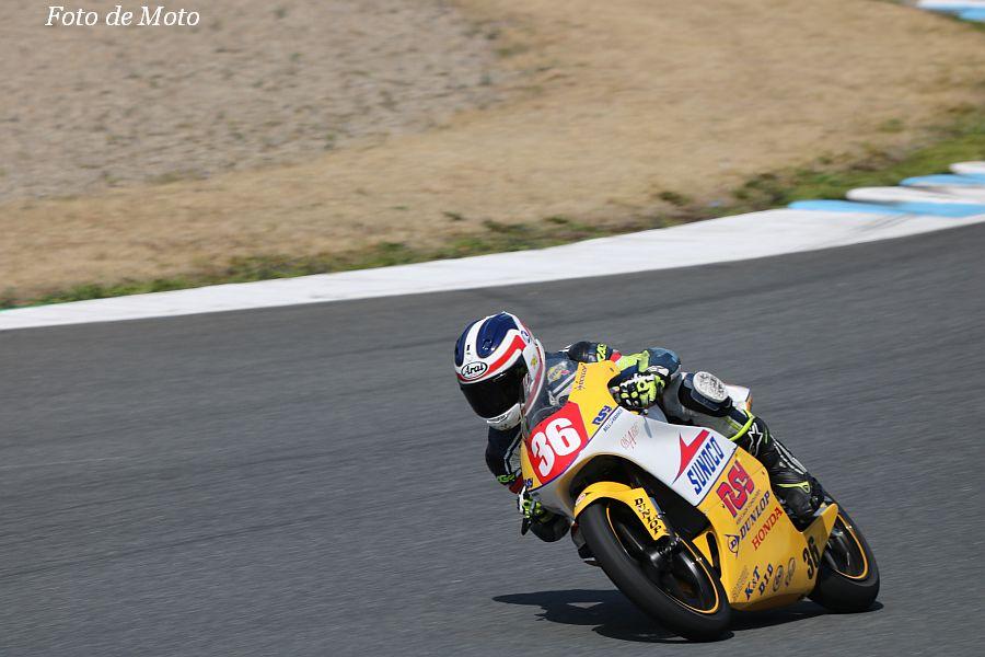 J-GP3 #36 ライダーズサロン横浜 山本 航 Honda NSF250R