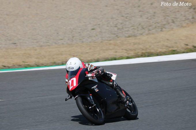 J-GP3 #27  大和 颯 Honda NSF250R