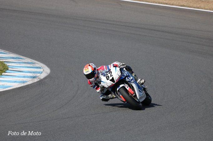 ST600インター #62 ATJ Racing  小林 寛明 Honda CBR600RR