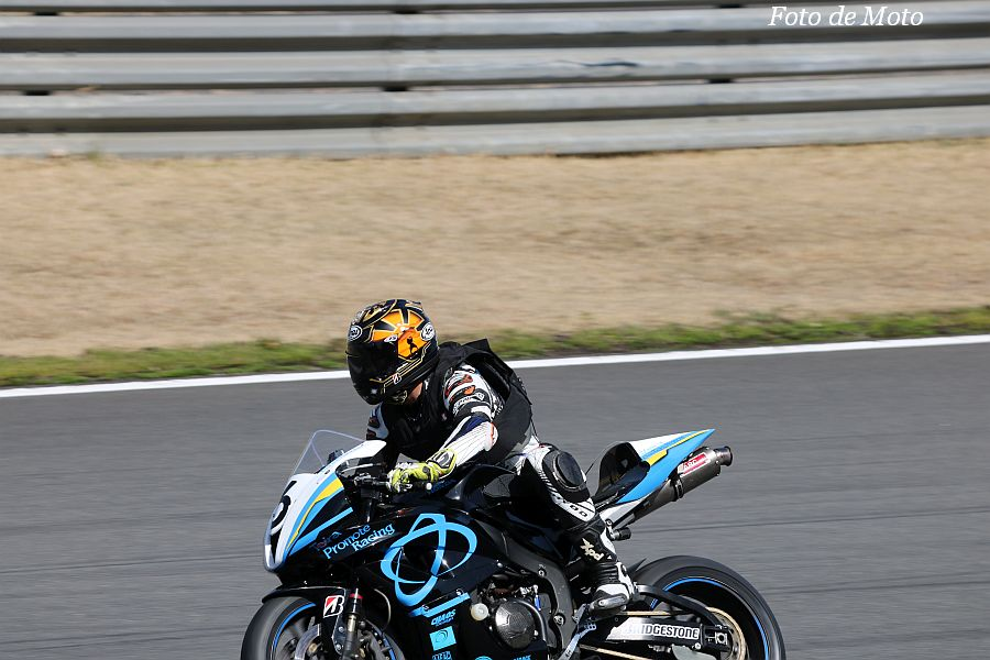 ST600 #6 CLUB Taira promote with E-Z-B 中堀 拓己 Honda CBR600RR