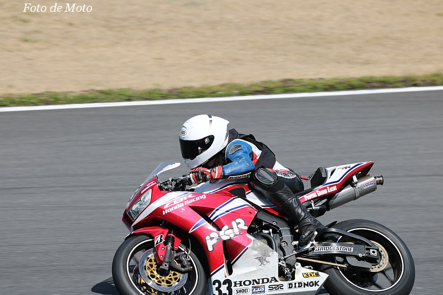 ST600 #33 Honda PGレーシング 中村 優介 Honda CBR600RR