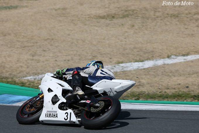 ST600 #31 ARS&MurayamaBase  佐藤 智仁 Yamaha YZF-R6