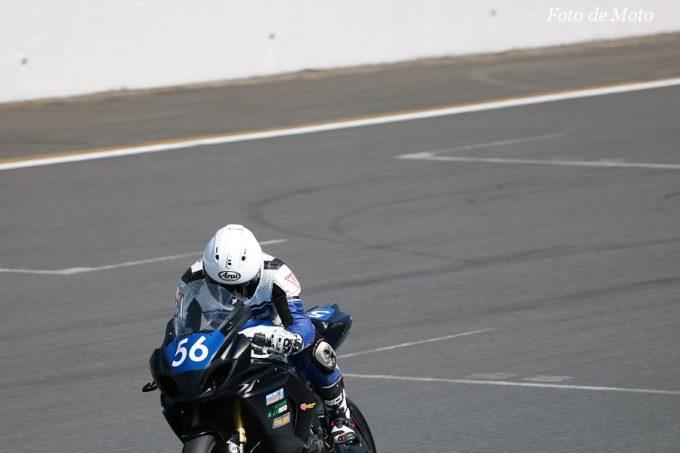 ST1000 #56 Team Unit-F Gruppo3  小池 康嗣 Suzuki GSX-R1000