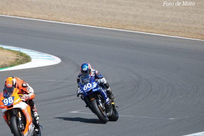 ST1000インター #60 磐田レーシングファミリー  澤村 元章 Yamaha YZF-R1