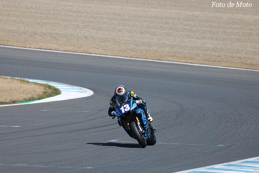 ST1000インター 13 Taira Promote Racing 鈴木 孝志 Yamaha YZF-R1
