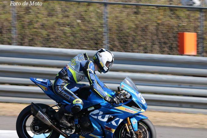 ST1000 #37 S.SUPPLY&おやじ組  竹花 浩幸 Suzuki GSX-R1000R