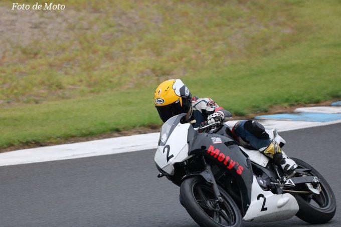 NST CBR #2 ARS T.T.Moto  櫻井 充 高山 康宏 藤澤 彰教 Honda CBR250R