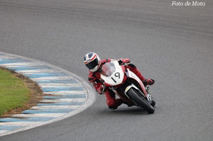 NST CBR #19 CLUB1.2 クシタニ川口 清水 光則 佐藤 敦 安田 敏隆  Honda CBR250R