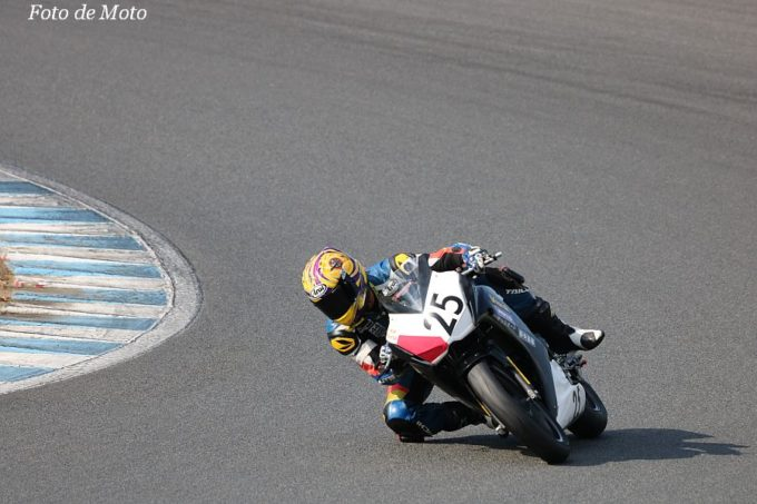 NST CBR #25 弾Run部RT・テッツオート 薄井 徹也 市川 貴志 岩田 浩一 Honda CBR250R