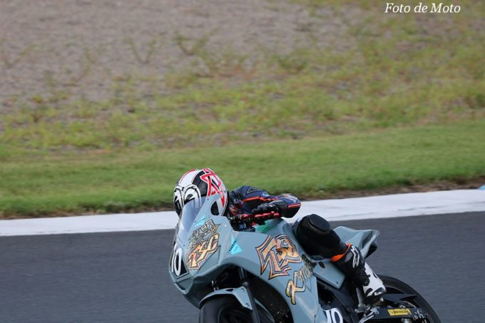 NST CBR #10 攻明なTSC  安田 唯二 谷田 典雅 永吉 輝道 斉藤 隆文  Honda CBR250R