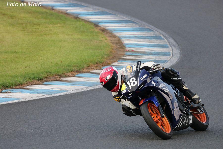 NST R25 #18 3S Racing T.T.Moto 澤村 雅之 白石 拓 五井 俊哉 塩川 栄二 Yamaha YZF-R25