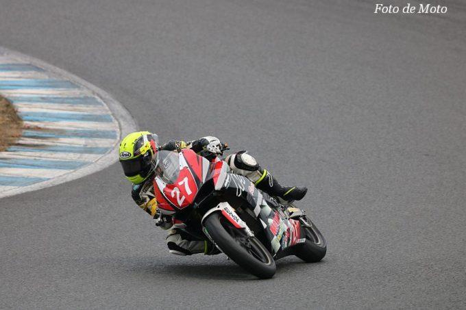 WT #27 Team N-PLAN 勝山 成夫 酒巻 靖史 冨塚 聖 石井 千優 Honda CBR250RR