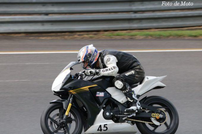 NST CBR #45 チーム タス T.T.Moto 須藤 諒 細井 祐輔 豊川 裕之 阿部 洋太郎 Honda CBR250R