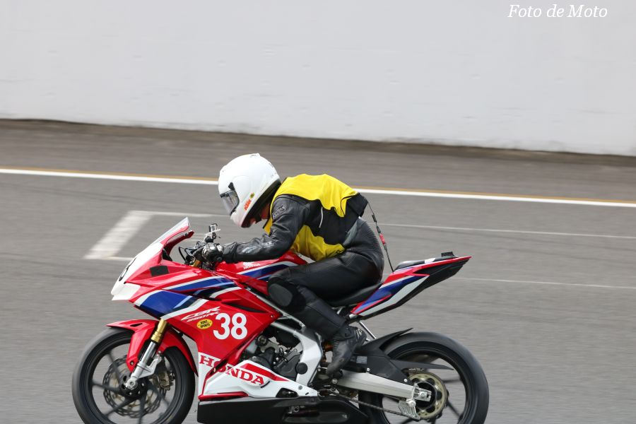 WT #38 灰色工房&もてな with KENZ 望田 勇人 樋口 諒介 堤 智一 Honda CBR250RR