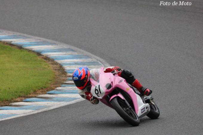 NST CBR #61 中村エンジン研究所 加藤 秀峰 目代 祐紀 木内 万絢 Honda CBR250R