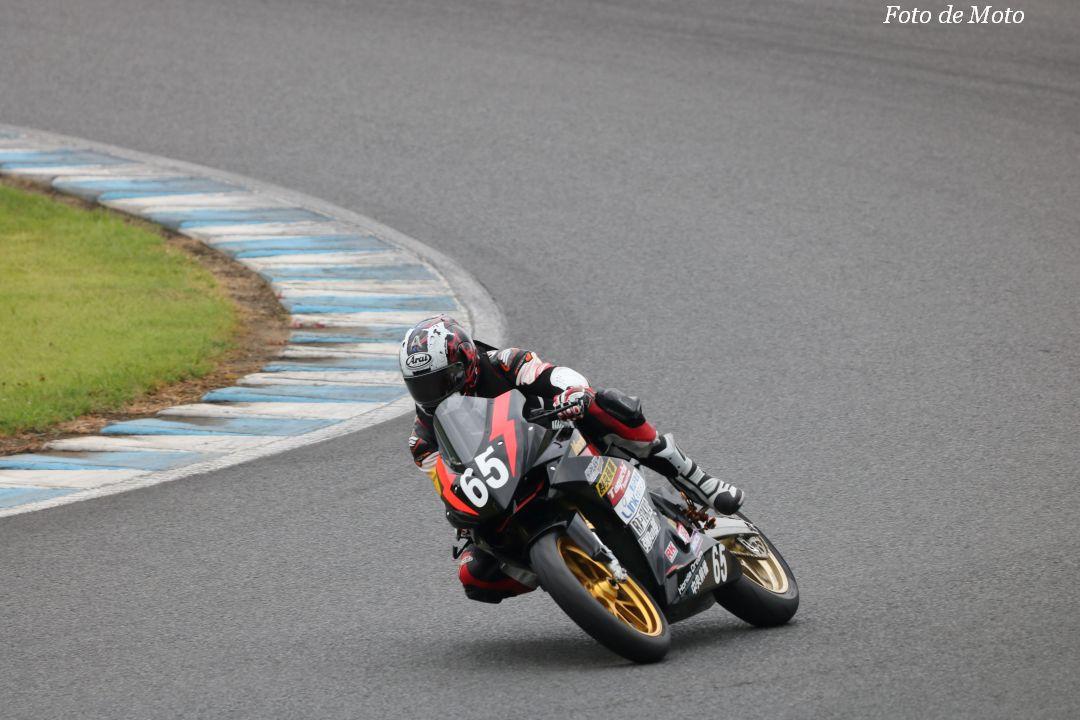 WT #65 弾Run部RT・表参道の不動産屋 日比 真英 田口 靖 町田 良仁 Honda CBR250RR