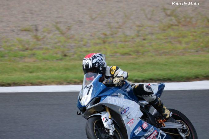 WT #67 ライディングスポーツファイヤ67 舟橋 潤 青木 淳 小林 憲弘 梅田 虎太郎 Honda CBR250RR