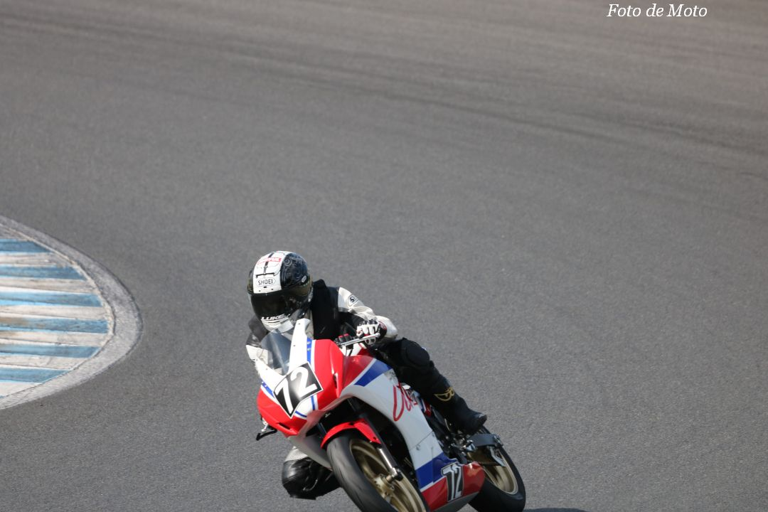 WS #72 OutRun 01 CBR250R WS 三納 功敬 目黒 玲光 武田 三雄 Honda CBR250R