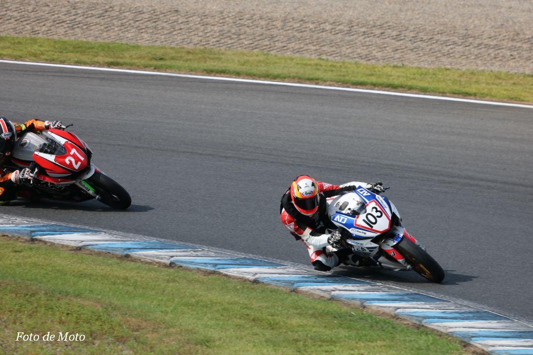 WT #103 NMC×ATJ Racing 富田 一輝 冨田 信道 福永 朋紀 Honda CBR250RR