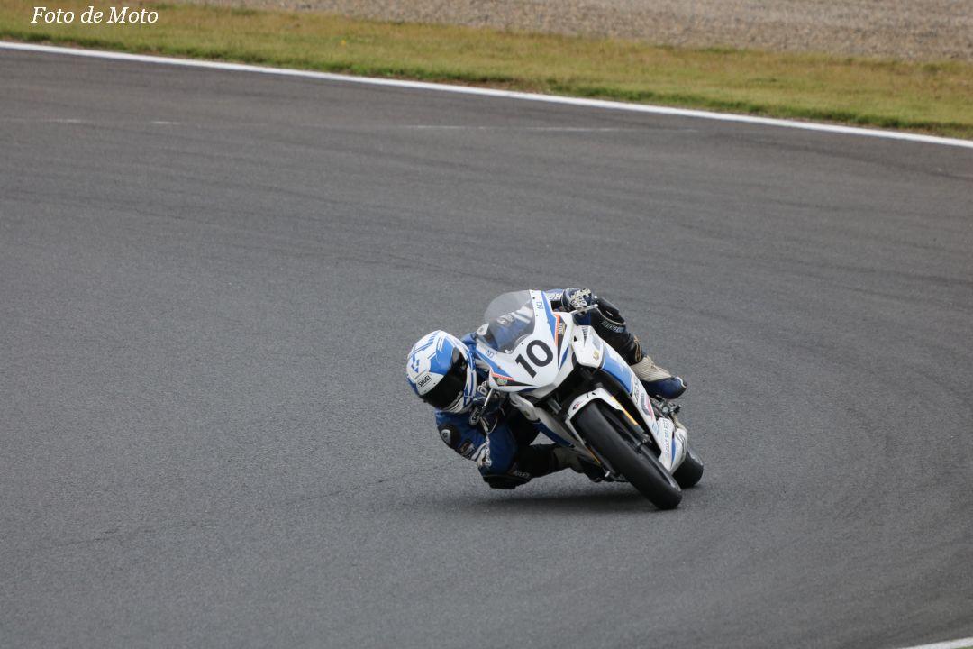 CBR250R Dream Cup #10 ATJ Racing+ガレージTEN 森兼 一貴 Honda CBR250R
