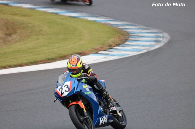 CBR250R Dream Cup #23 JOYワークス&菅野組 島田 一貴 Honda CBR250R