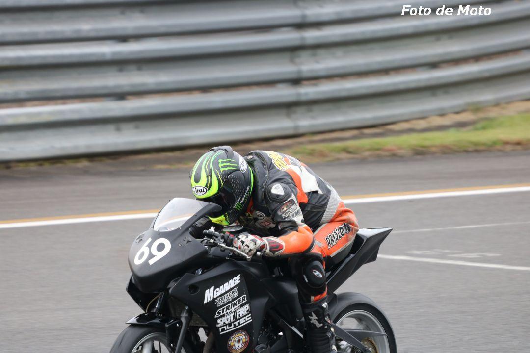 ST250S Eternal #69 Mガレージ&カツオワークス 水谷 友彦 Honda CBR250R
