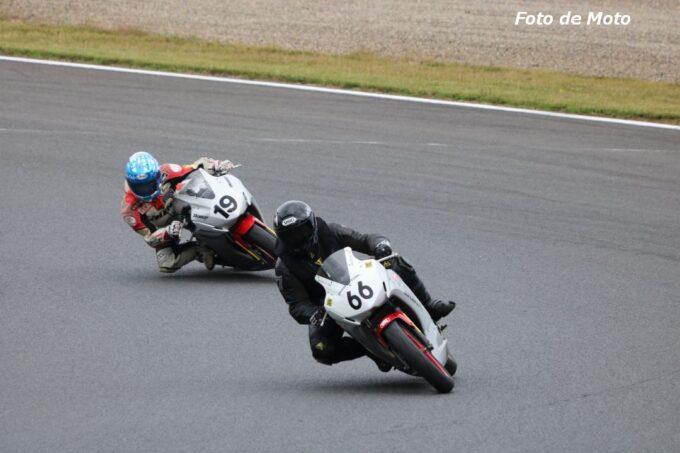 CBR250R Dream Cup #66 AZABU RACING with Mガレージ 山田 径 Honda CBR250R