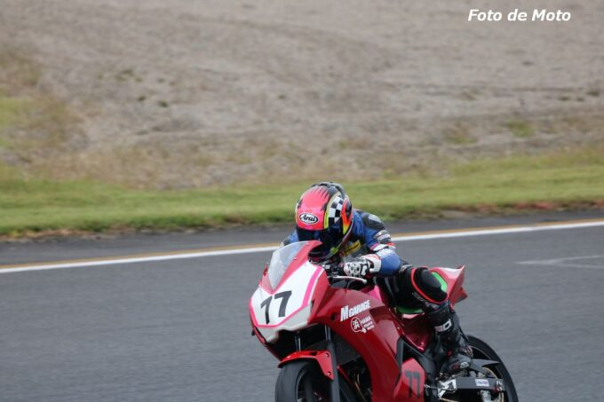 ST250S #77 Mガレージwithハマエレ 浜根 謙一 Honda CBR250R