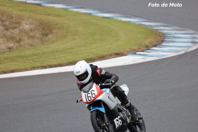 ST150 #166 プレストWiz-k丸湖 高野 勇人 Honda CBR150