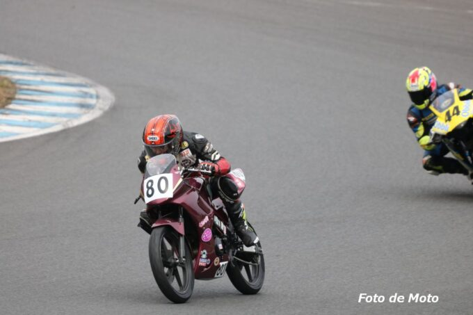 ST150 #80 はっぴ~あみ~ごれ~しんげ+DRC 東 真砂彦 Honda CBR150R
