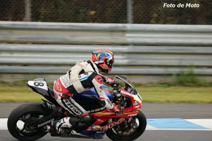 ST600インター #18 ガレージL8 Racing team・YAMAHA 横山 尚太 Yamaha YZF-R6