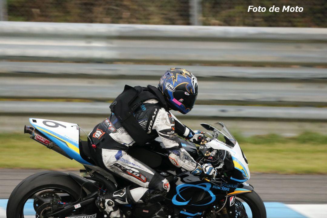 ST600 #6 CLUB Taira promote 中堀 拓己 Honda CBR600RR