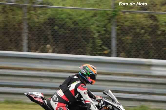 ST600インター #9 保険職人GBSレーシングYAMAHA 菅原 陸 Yamaha YZF-R6