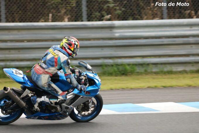 ST600 #34 Miki Pulley & 凸凹 Racing & サクセス 西村 浩平 Suzuki GSX-R600L1