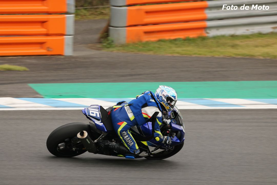ST1000インター #16 MGR.レーシング 福井 誠 Yamaha YZF-R1