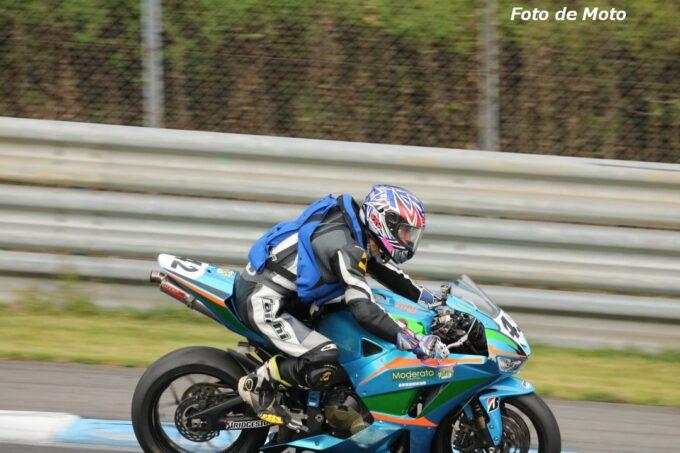 ST600 #42 信州活性プロジェクト・Team長野 小林 玄太 Honda CBR600RR