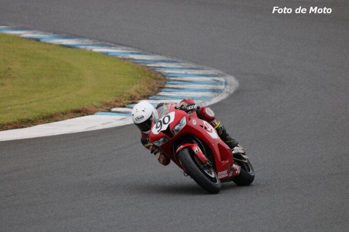 ST600インター #90 テルル・MotoUP レーシング 斉藤 魁 Honda CBR600RR