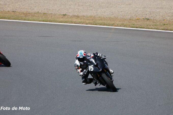 NEO Standard G310R #15 Team Motorrad MS STG 150 二瓶 健 佐藤 大地